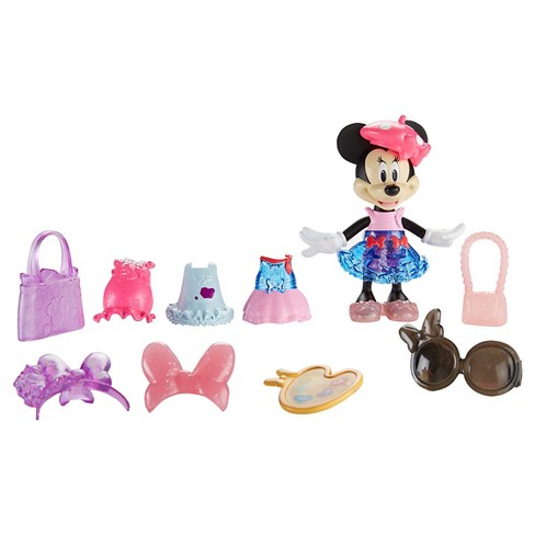Fisher-Price Disney Minnie Mouse Paris Chic Minnie Doll - image 1 of 14