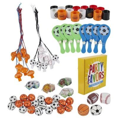 Prize Box Toys, Party Favors Pack (100 Pieces)