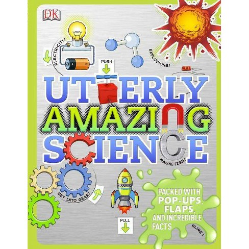 Utterly Amazing Science - by  Robert Winston (Hardcover) - image 1 of 1