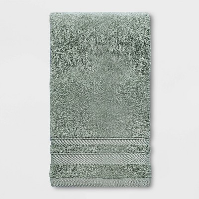 Performance Bath Towel Light Sage Green - Threshold™
