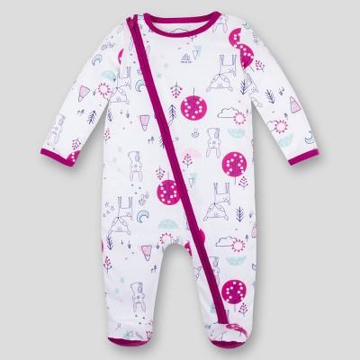 Lamaze Baby Girls' Modern Woodland Sleep 'N Play - Pink