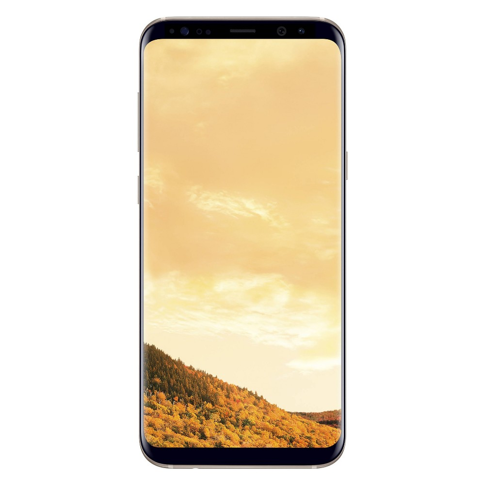 Samsung Galaxy S8+ (Gsm Unlocked) 64GB Smartphone - Gold