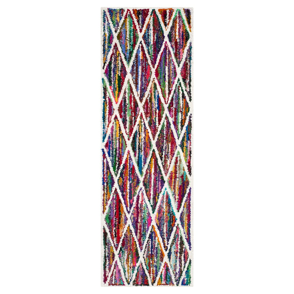 Lille Runner (2'3x8') - Safavieh, Multicolored