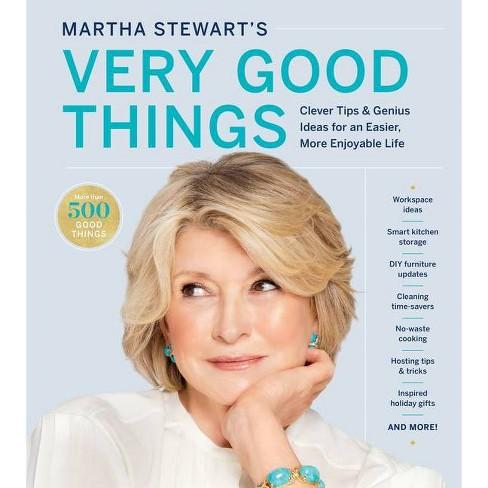 Martha Stewart's Very Good Things - (Hardcover) - image 1 of 1