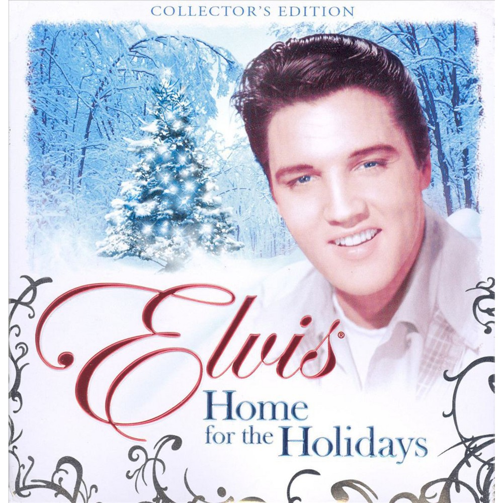 Elvis Presley - Home for the Holidays (CD)