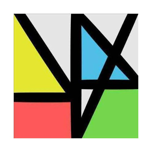 New Order - Music Complete (CD) - image 1 of 1