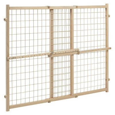 Evenflo® Position & Lock Tall Wood Gate
