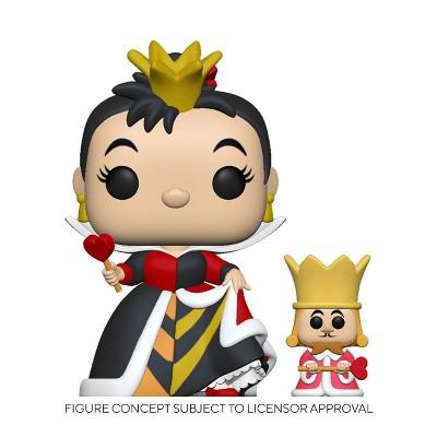 Funko POP! Disney: Alice in Wonderland 70th Anniversary - Queen with King