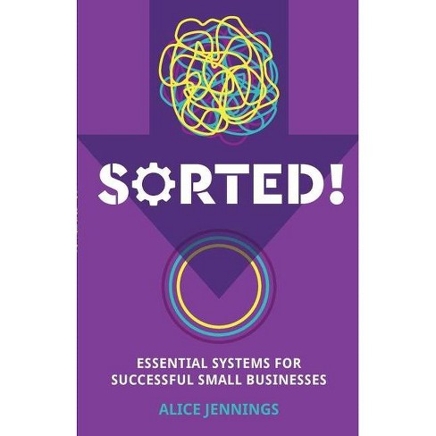 Sorted! - by  Alice Jennings (Paperback) - image 1 of 1