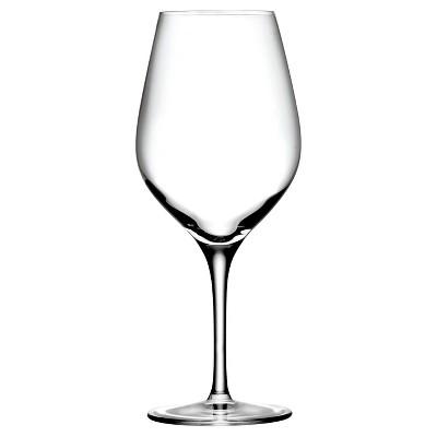 Oneida Grace 6oz Stemware Red Wine Glasses - Set of 4