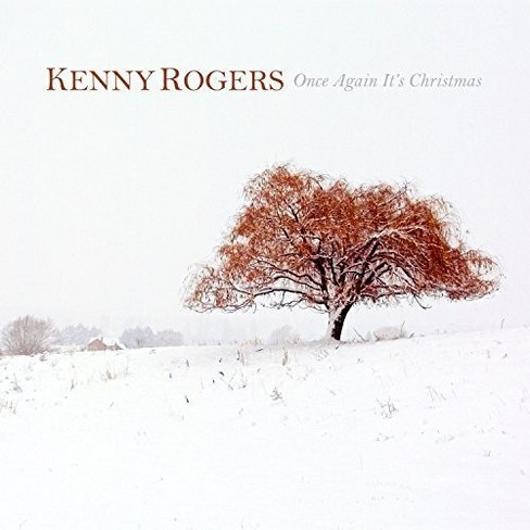 X Rogers Kenny Once Again It's Christmas RT - image 1 of 1