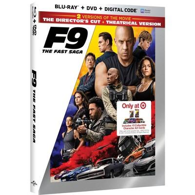 F9 (Target Exclusive)(Blu-ray)