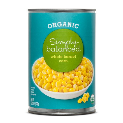 Organic Corn - 15oz - Simply Balanced™ - image 1 of 1