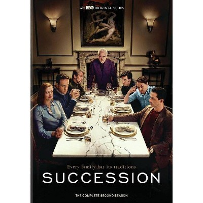 Succession: The Complete Second Season (DVD)(2020)