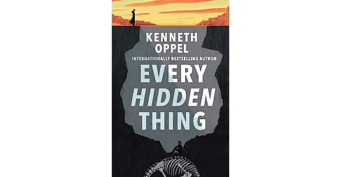 Every Hidden Thing (Hardcover) (Kenneth Oppel) - image 1 of 1