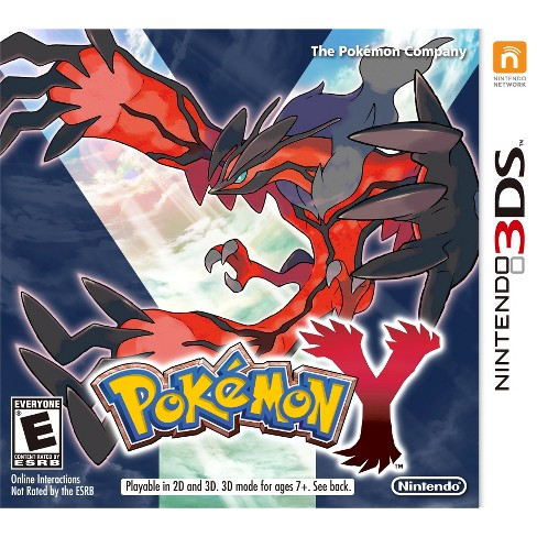 Pokemon Y Nintendo 3DS - image 1 of 1