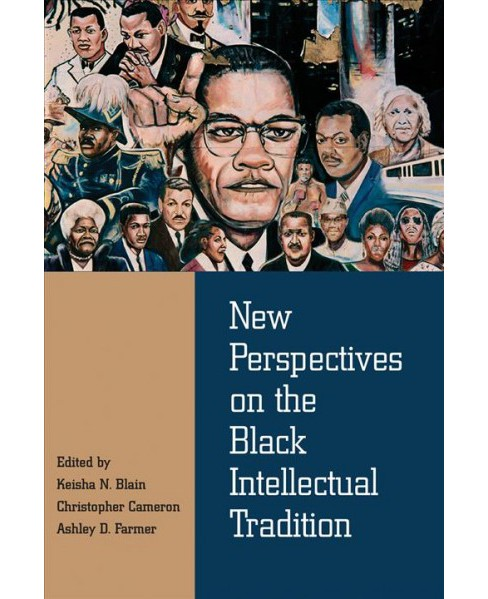 New Perspectives on the Black Intellectual Tradition -  (Paperback) - image 1 of 1