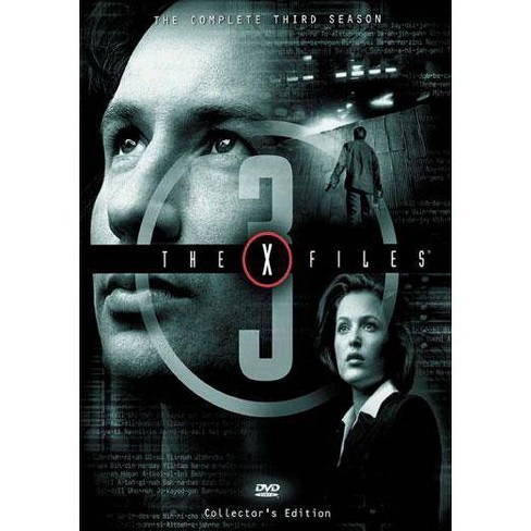The X-Files: The Complete Third Season (DVD) - image 1 of 1