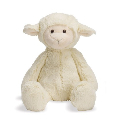 "Manhattan Toy Lovelies Lindy Lamb 12"" Plush Toy"