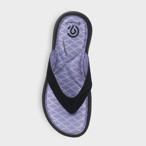 a4d9cafb2bc7 Girls  Marguerite Sport Memory Foam Flip Flop Sandals - C9 Champion®. Shop  all C9 Champion