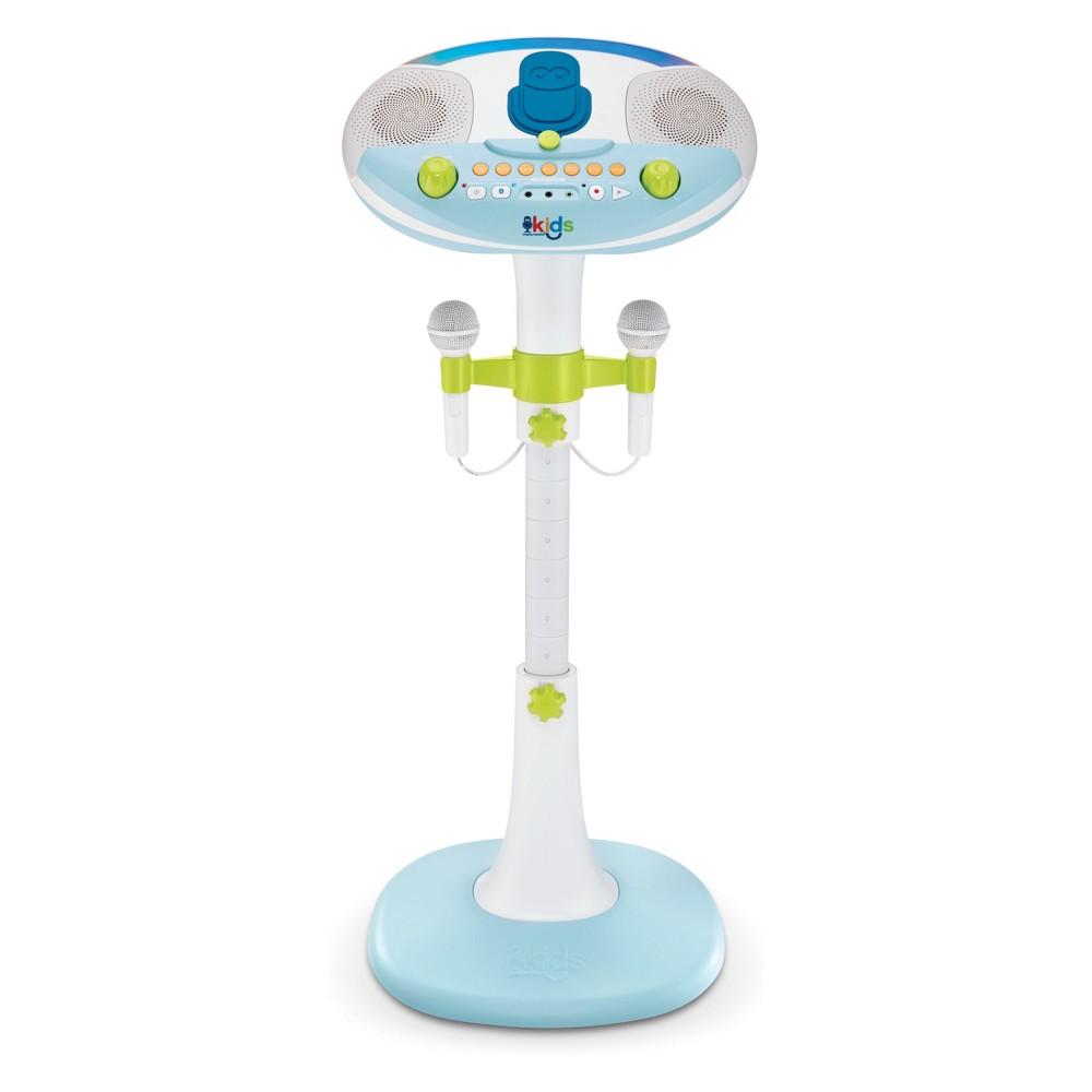 Singing Machine Kid's Karaoke Pedestal (SMK1010), Multi-Colored
