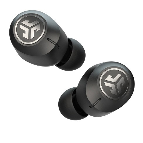JLab JBuds Air Active Noise Cancelling True Wireless Earbuds - Black - image 1 of 4