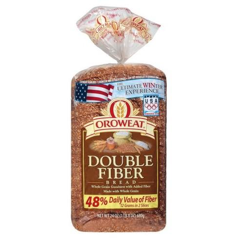 Oroweat Double Fiber Bread 24-oz. - image 1 of 1