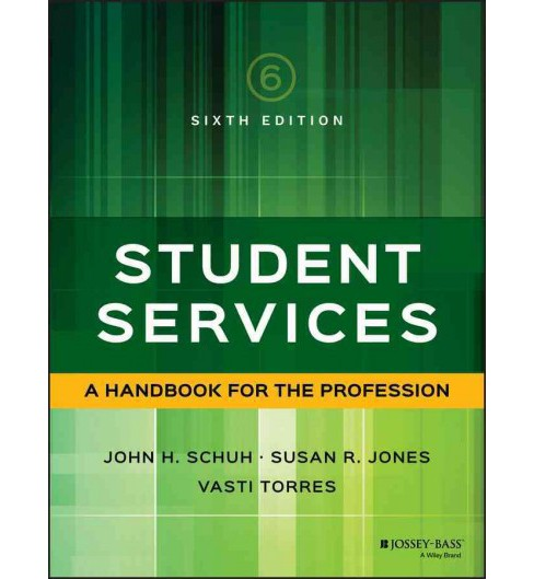 Student Services : A Handbook for the Profession (Hardcover) - image 1 of 1