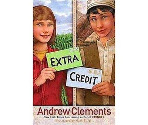 Extra Credit (School And Library) (Andrew Clements) - image 1 of 1