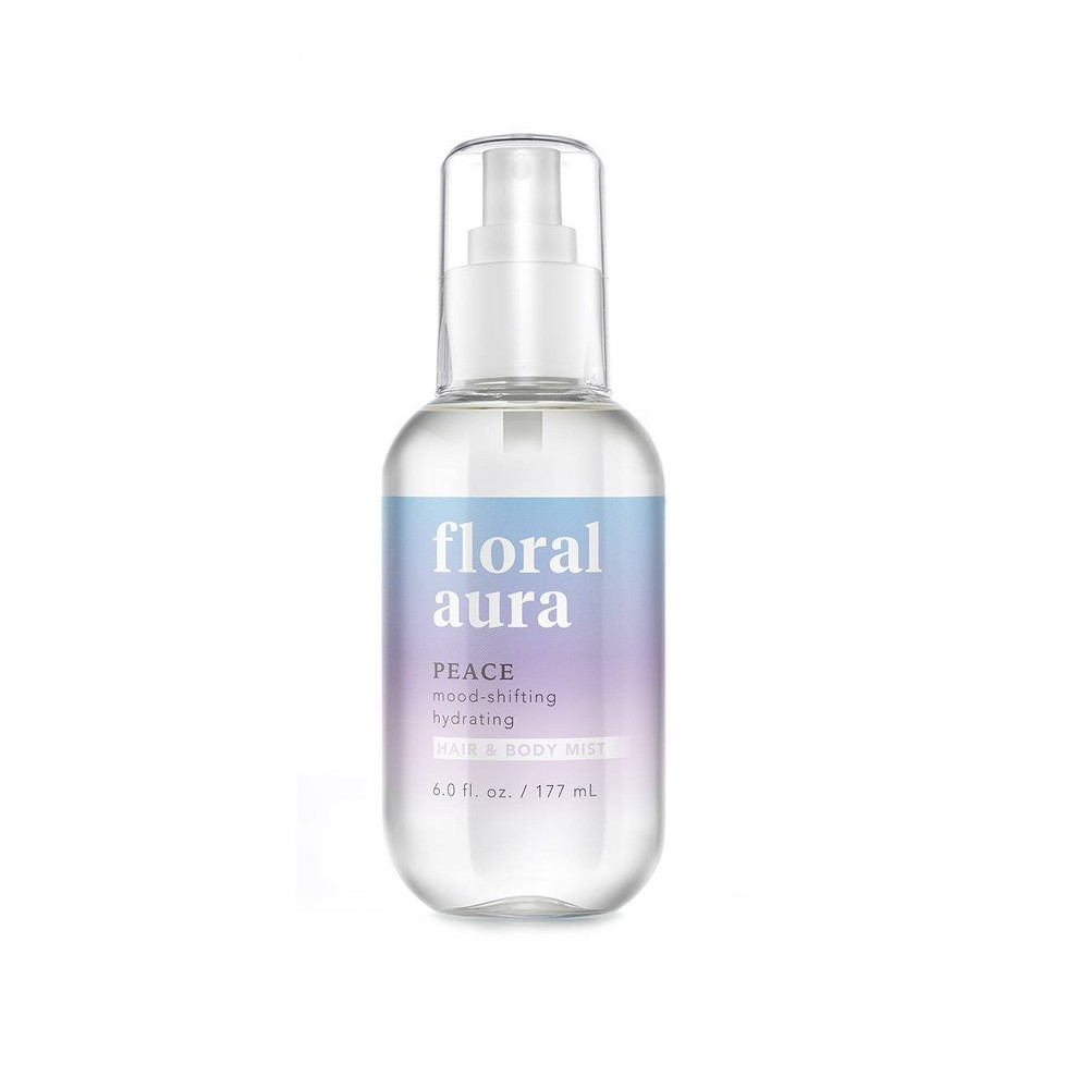 Image of Moodboosting Floral Aura Hair and Body Mist - 6 fl oz