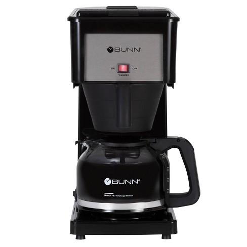BUNN Velocity Brew 10 Cup Coffee Brewer - Black GR-B - image 1 of 4