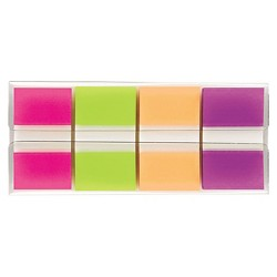 Post-it Flags Flags in Portable Dispenser, Bright, 160 Flags/Dispenser