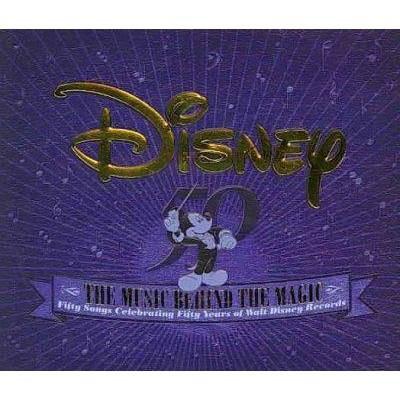 Disney - Disney: The Music Behind The Magic (2 CD)
