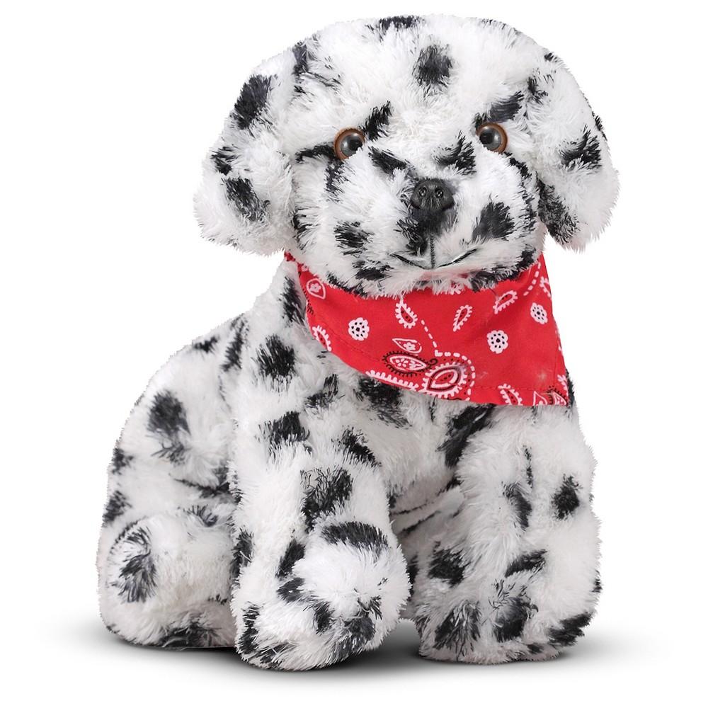 Melissa & Doug Blaze Dalmatian - Stuffed Animal Puppy Dog