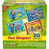Nabisco Fun Shapes Cookies & Crackers Mix - 20oz - image 2 of 4