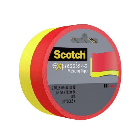 Scotch Expressions Scrapbook Embellishments 120 ft - image 1 of 2
