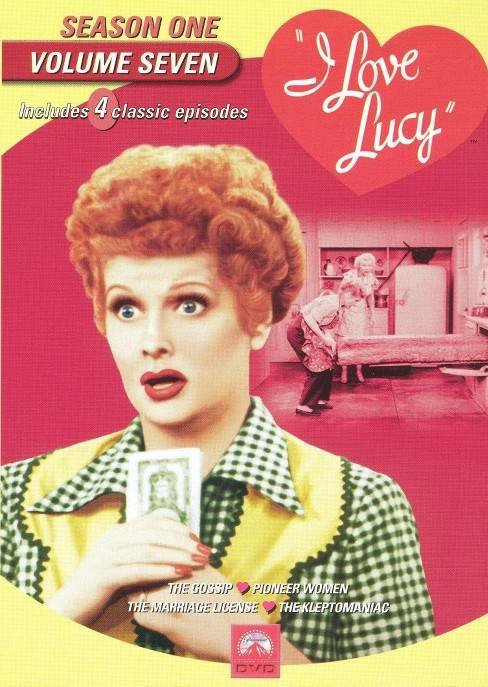 I love lucy:Season one vol 7 (DVD) - image 1 of 1