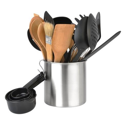 Berghoff Studio 23pc Tub of Tools Solid Turner Spatula - image 1 of 2