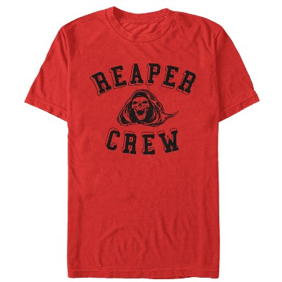 Men's Sons of Anarchy Reaper Crew Skeleton T-Shirt