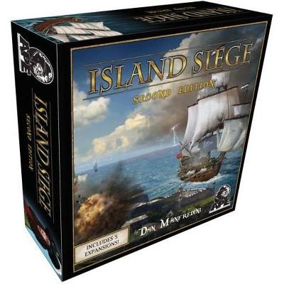 Island Siege (Second Edition) Board Game