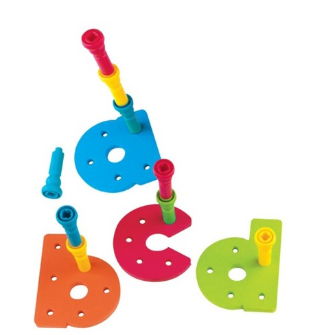 PlayMonster A - Z Pegboard Set - image 1 of 2