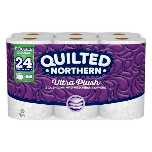 Quilted Northern Ultra Plush Toilet Paper 48 Double Rolls Target