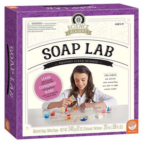 Mindware Science Academy Soap Lab - image 1 of 2