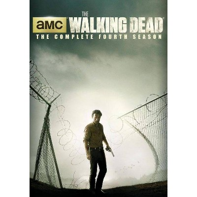 The Walking Dead: The Complete Fourth Season (DVD)