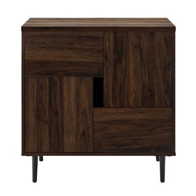 "30"" Modern Color Pop Accent Cabinet - Saracina Home : Target"