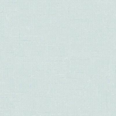 Tempaper 28' Burlap Ocean Mist Peel and Stick Wallpaper