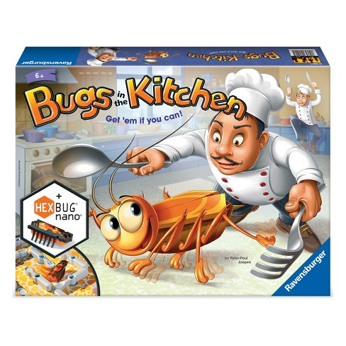Ravensburger Bugs in the Kitchen Board Game - image 1 of 2