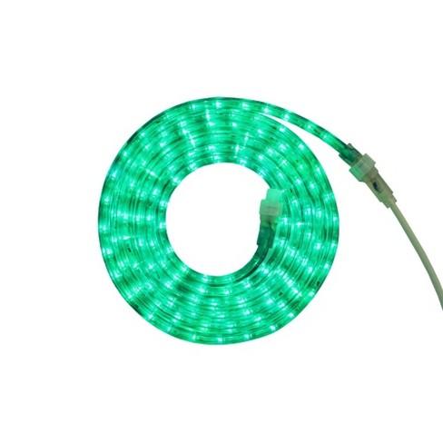 Northlight 12' Indoor/Outdoor LED Rope Lights - Green