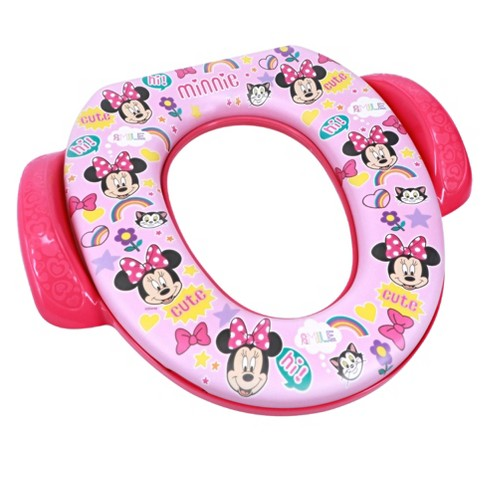Disney Ginsey Home Solutions Potty with Hook - Minnie Mouse - image 1 of 4