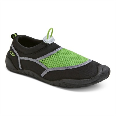 e7c5ac503 Boys Peter Water Shoes – C9 Champion® – Black Green XL – Target ...